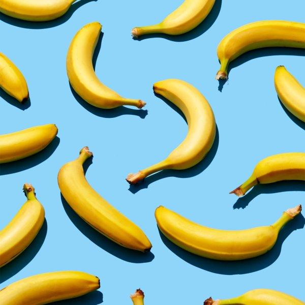 healthiest foods, health food, diet, nutrition, time.com stock, bananas, fruit
