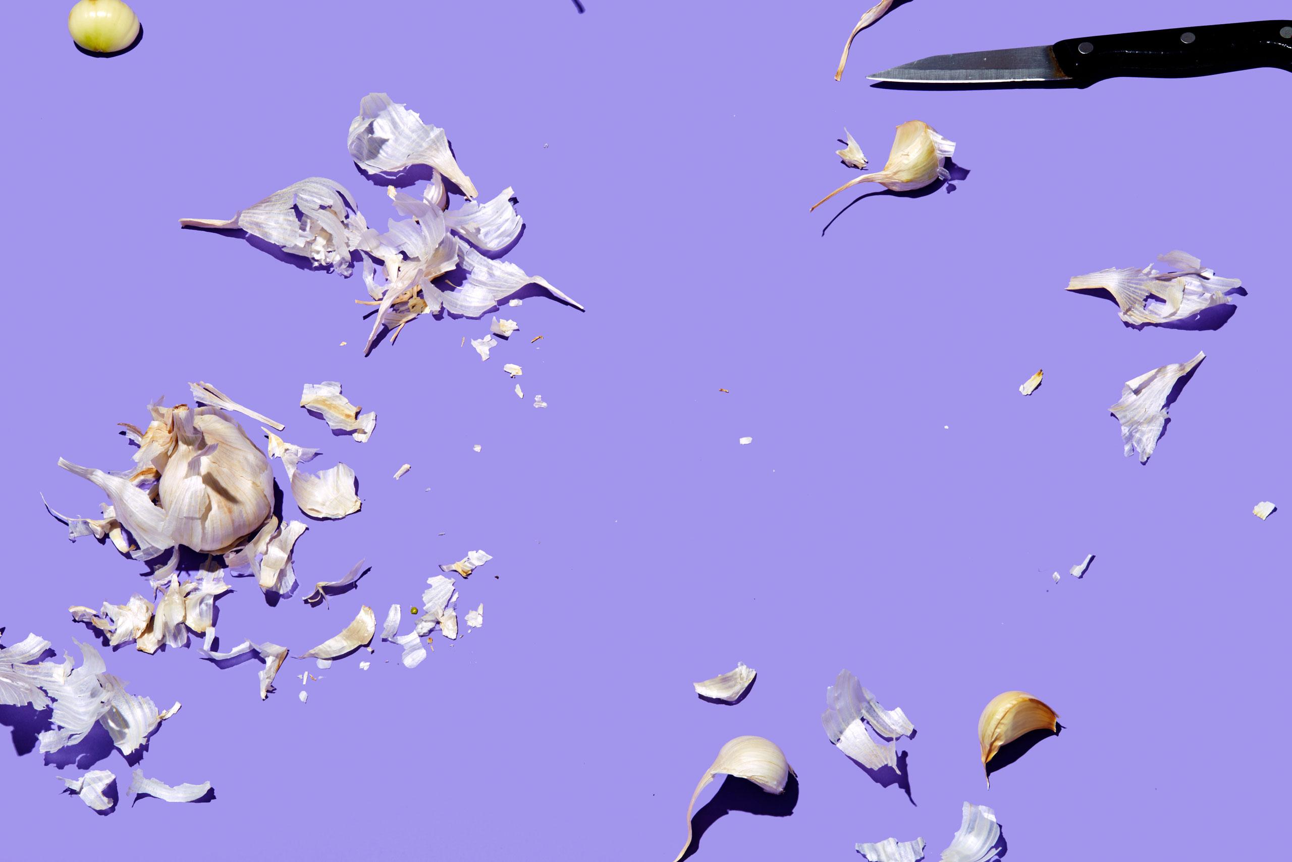 healthiest foods, health food, diet, nutrition, time.com stock, garlic
