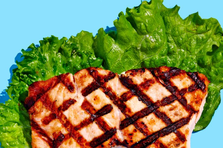 healthiest foods, health food, diet, nutrition, time.com stock, salmon, fish, protein