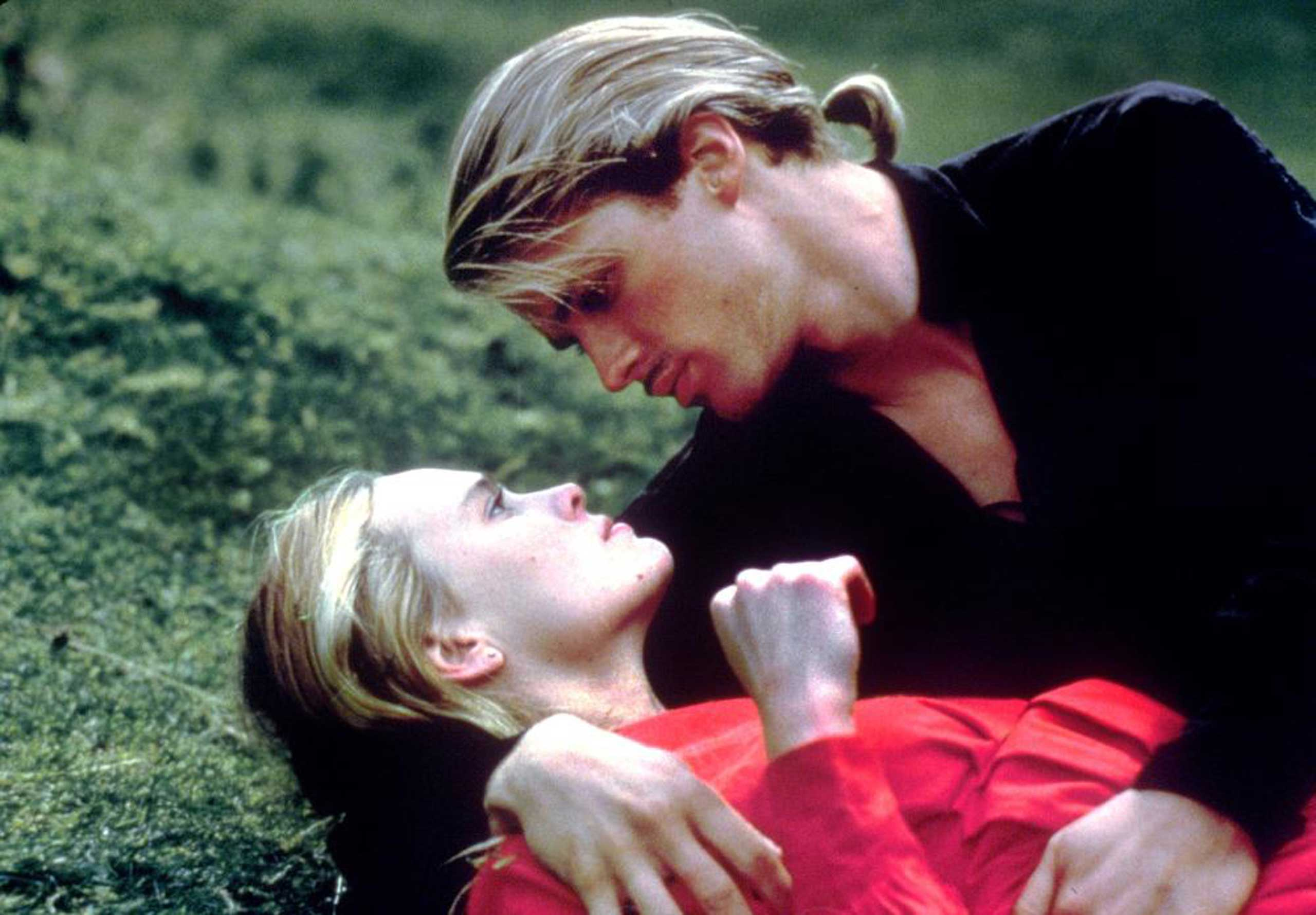 <strong>Wesley and Princess Buttercup - <i>The Princess Bride</i>, 1987</strong>