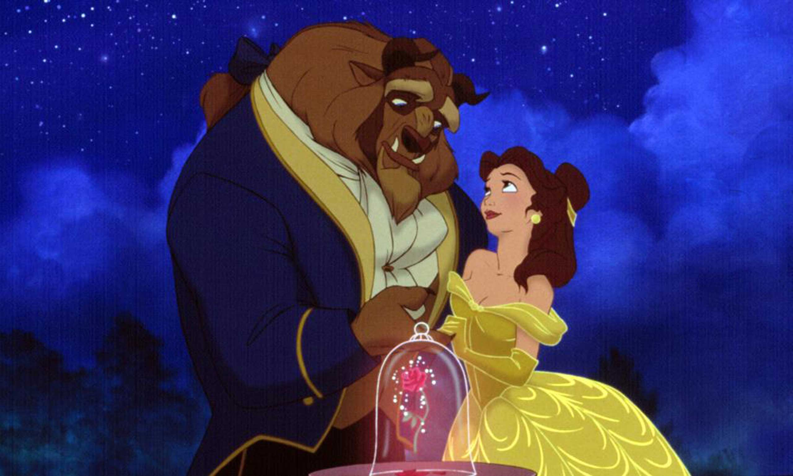 <strong>Beauty and the Beast - <i>Beauty and the Beast</i>, 1991</strong>