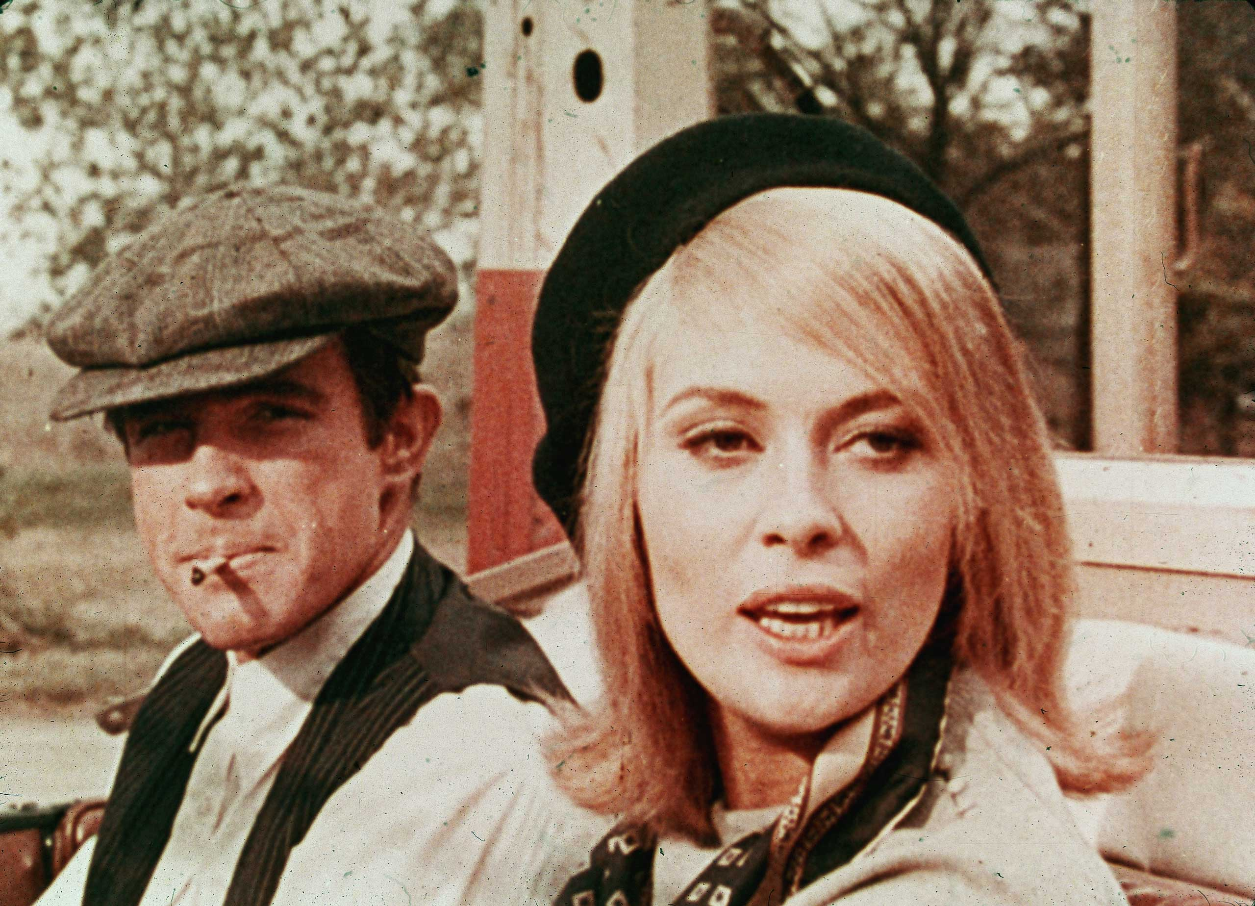 <strong>Bonnie and Clyde - <i>Bonnie and Clyde</i>, 1967</strong>