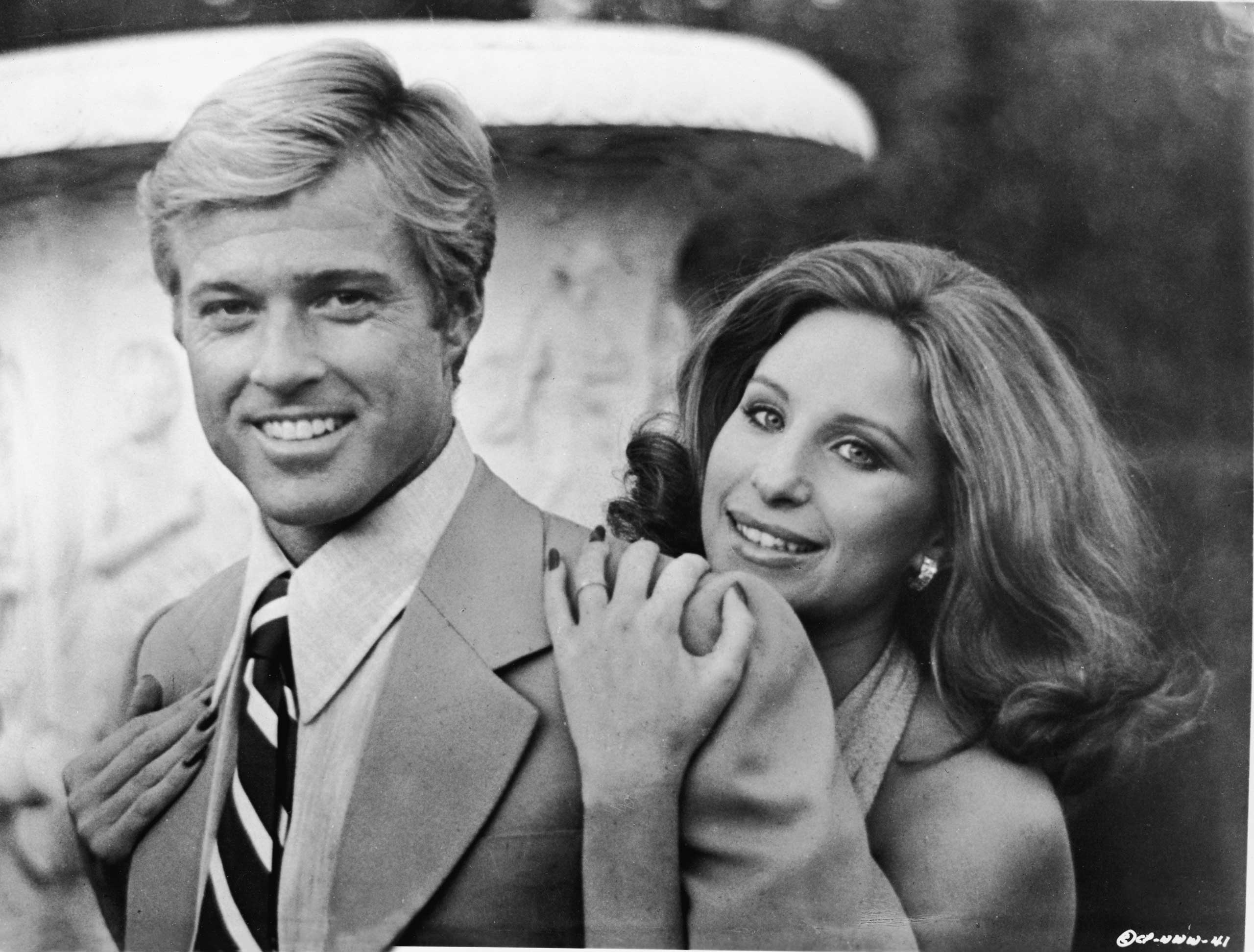 <strong>Katie and Hubbell - <i>The Way We Were</i>, 1973</strong>