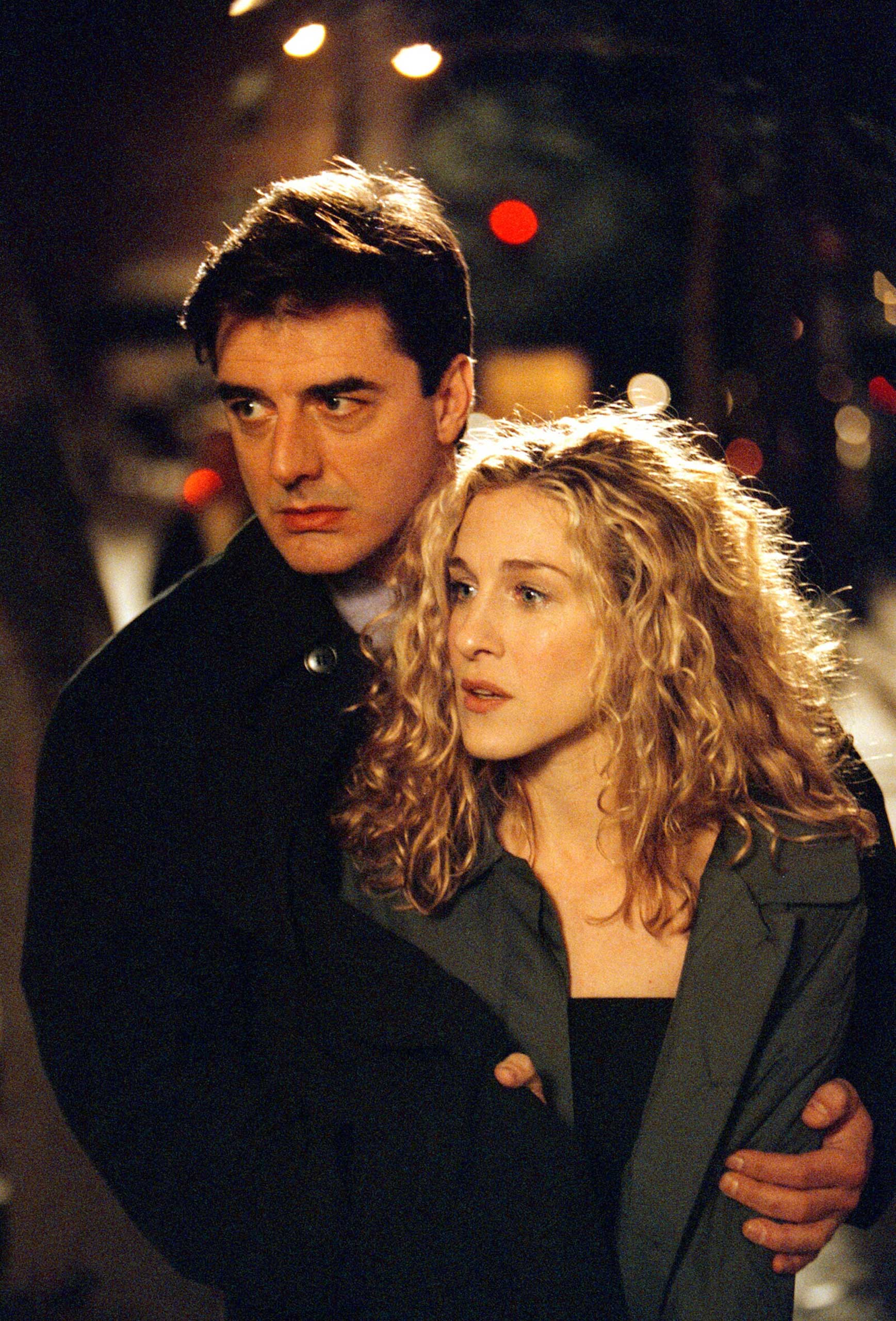 <strong>Carrie and Big - <i>Sex and the City</i>, 1998</strong>