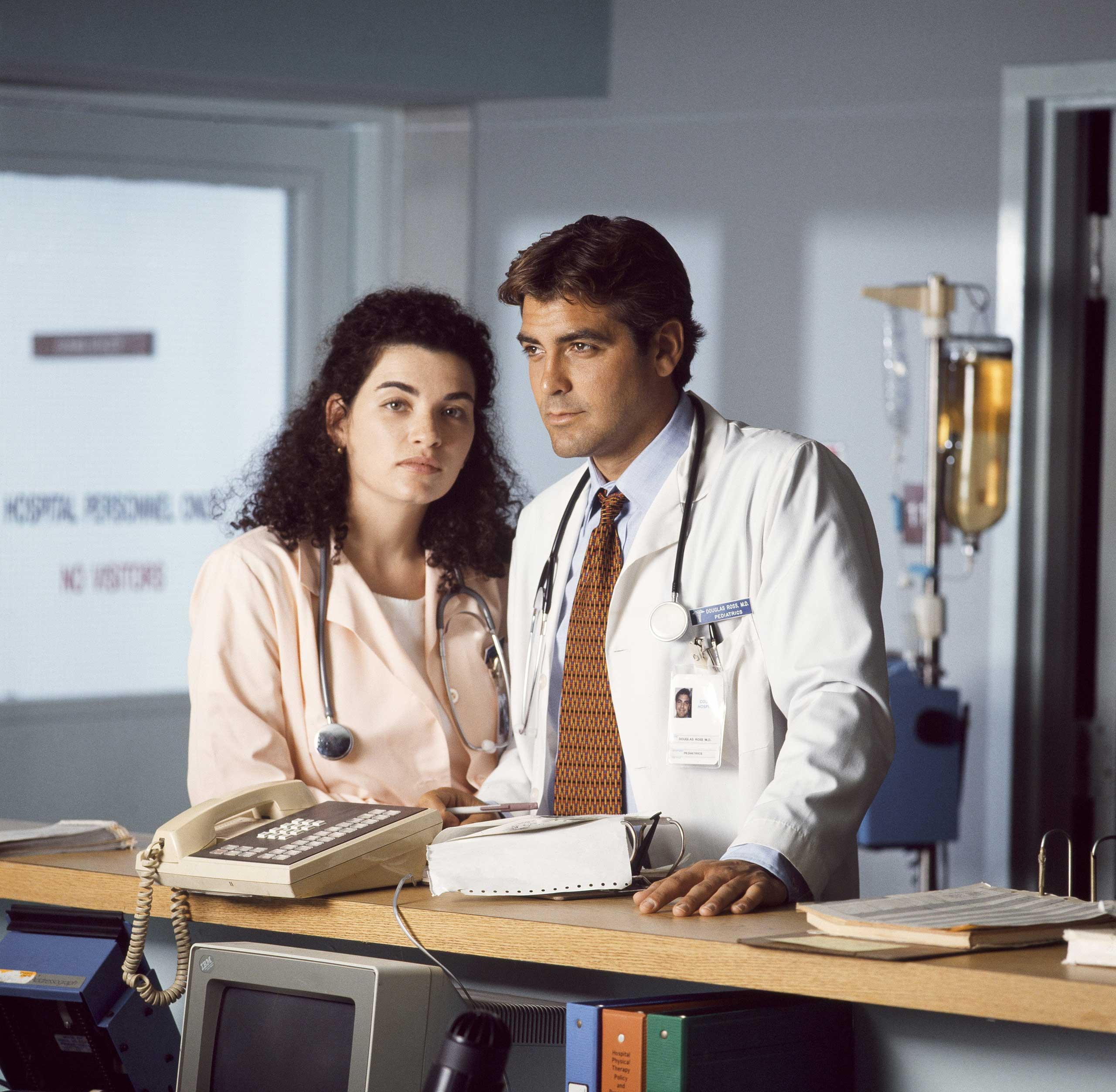 <strong>Doug and Carol - <i>E.R.</i>, 1994</strong>