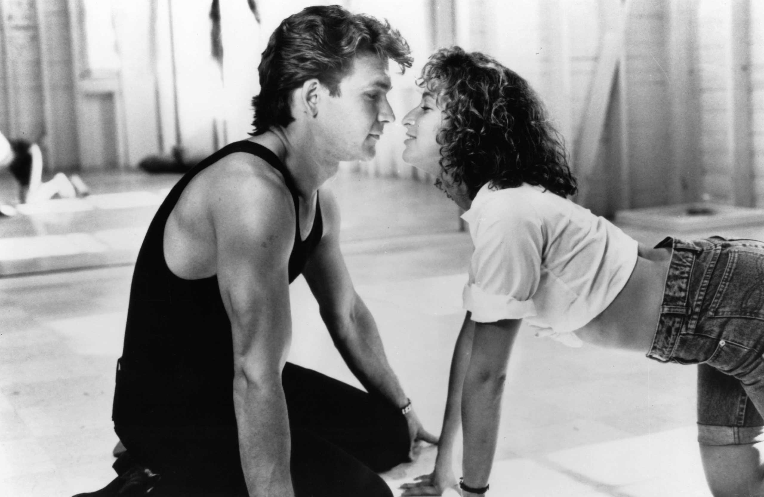 <strong>Frances 'Baby' Houseman and Johnny Castle - <i>Dirty Dancing</i>, 1987</strong>
