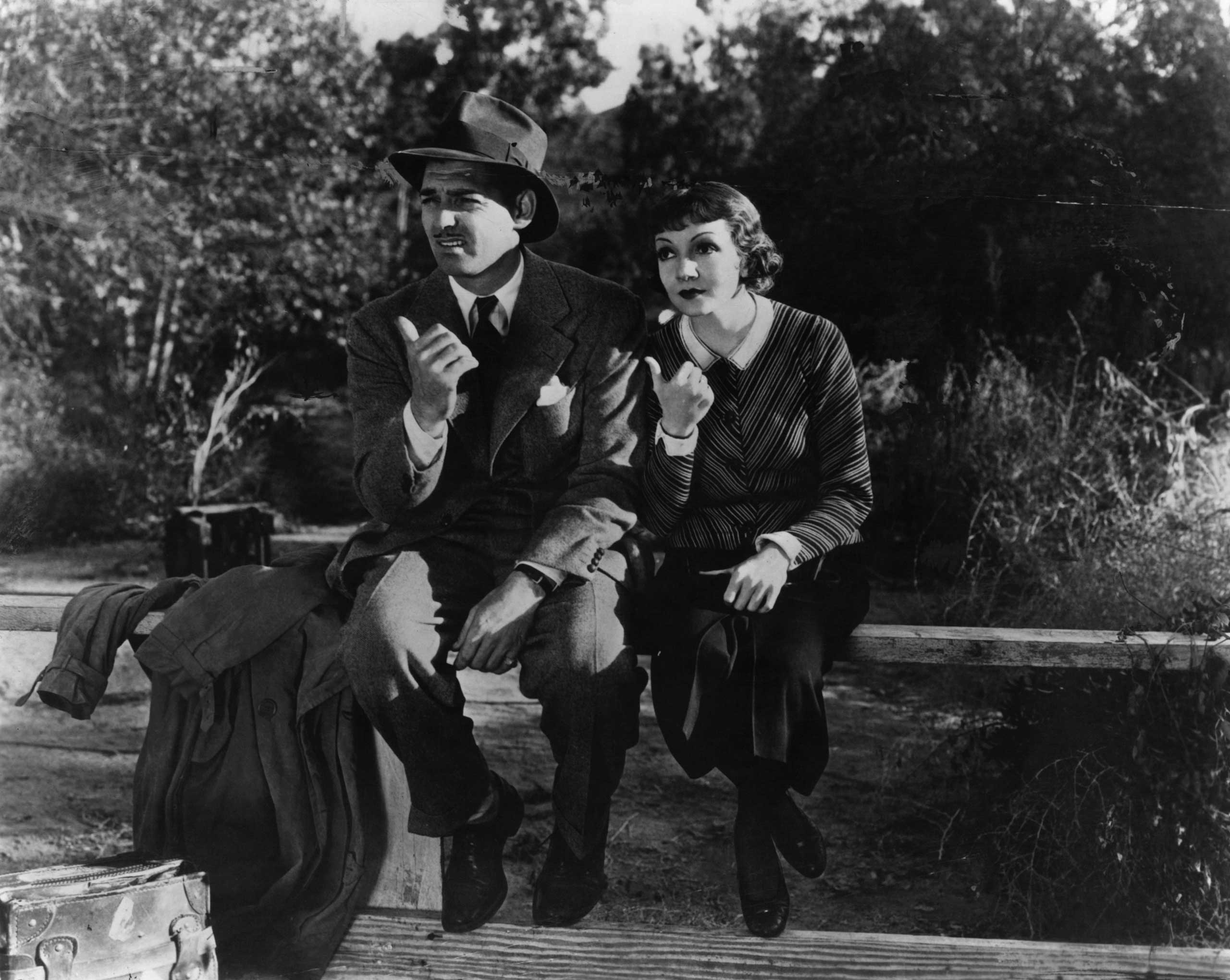<strong>Peter and Ellie - <i>It Happened One Night</i>, 1934</strong>