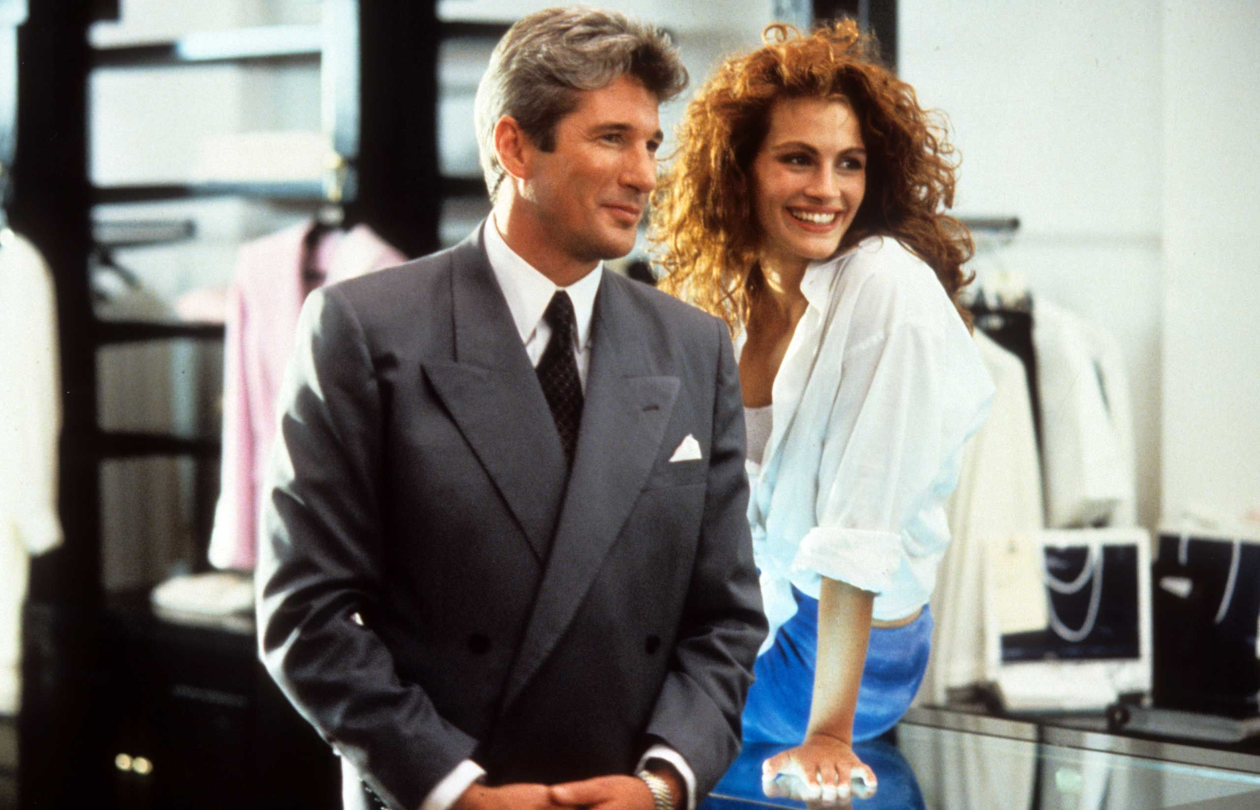 <strong>Vivian and Edward - <i>Pretty Woman</i>, 1990</strong>