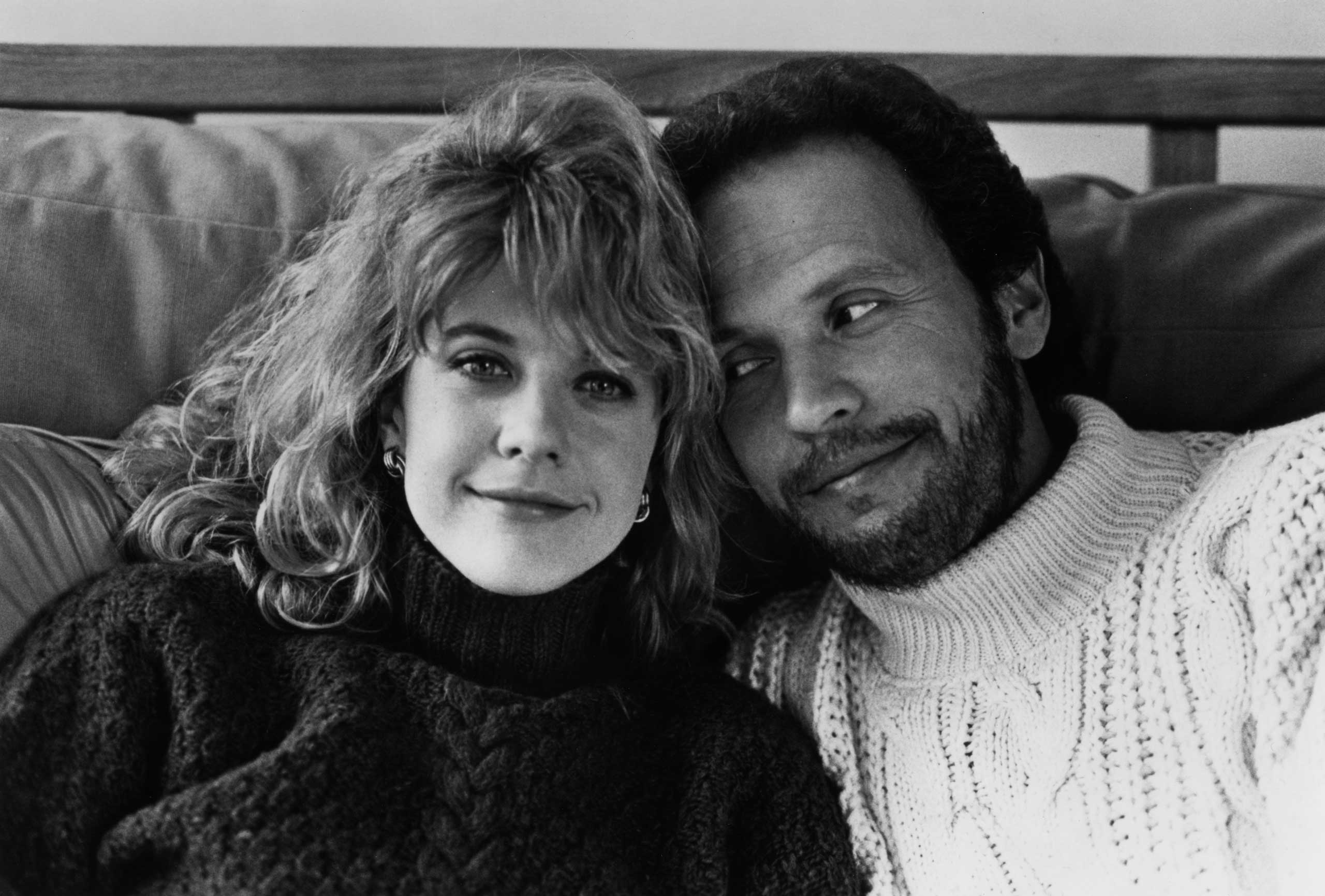 <strong>Harry Burns and Sally Albright - <i>When Harry Met Sally</i>, 1989</strong>