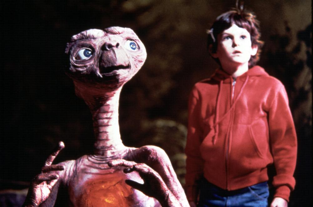 1983: E.T. The Extra-Terrestrial