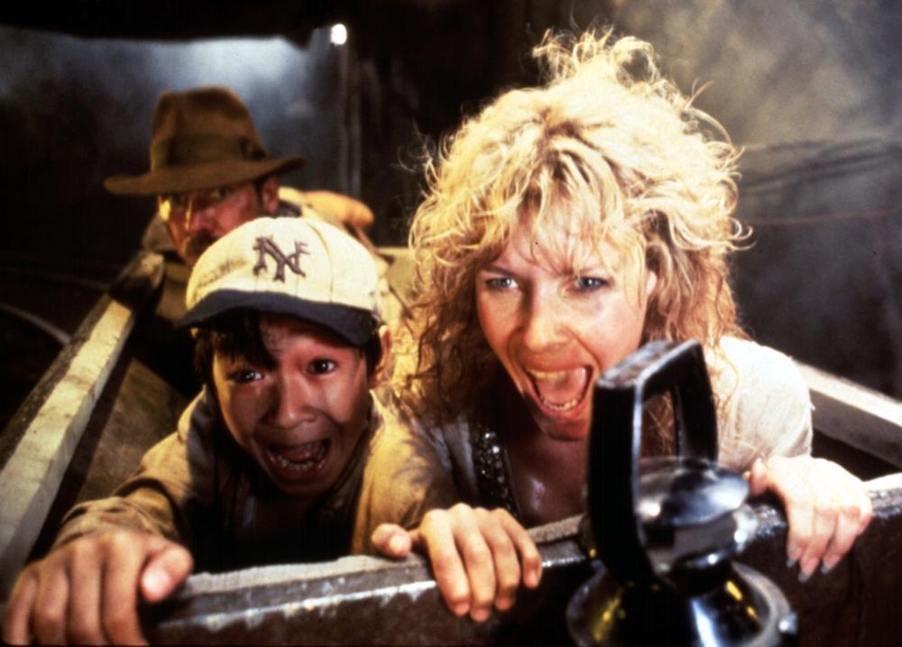1985: Indiana Jones and the Temple of Doom