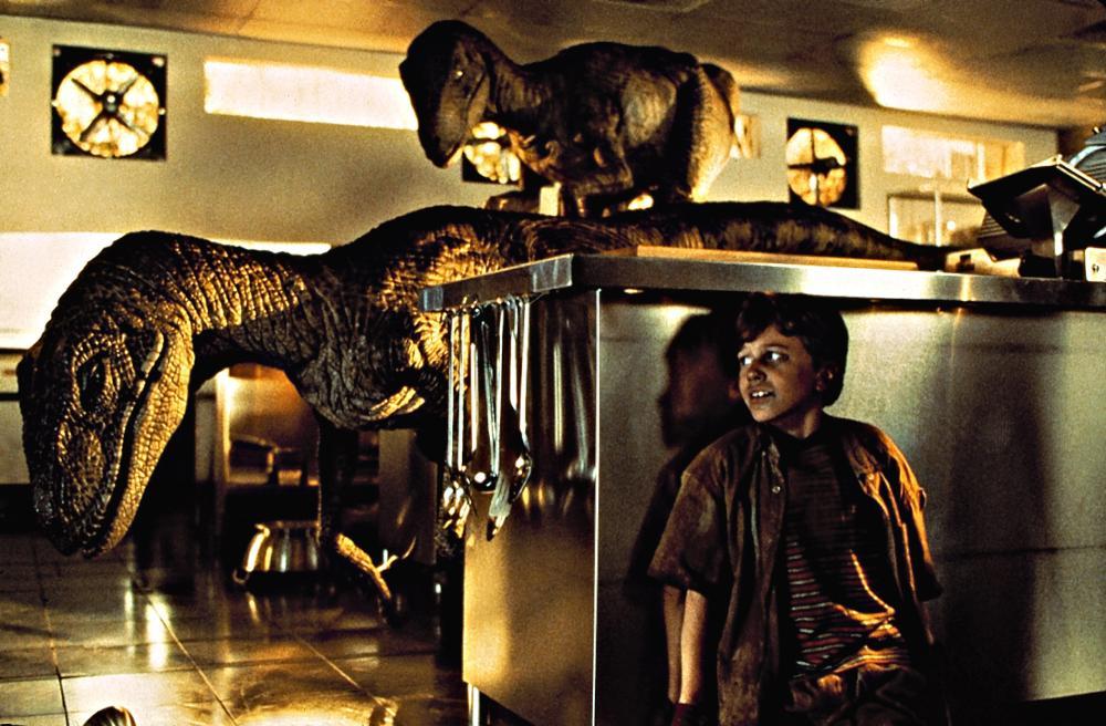 1994: Jurassic Park