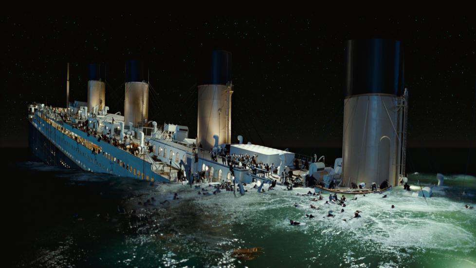1998: Titanic