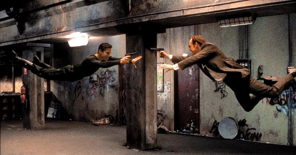 2000: The Matrix