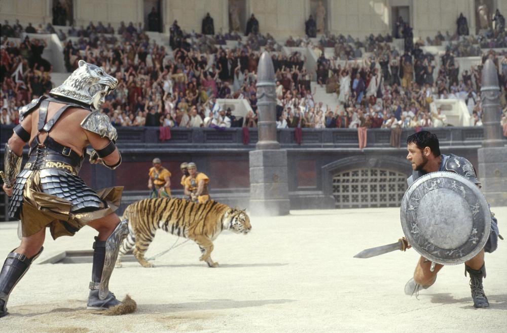 2001: Gladiator