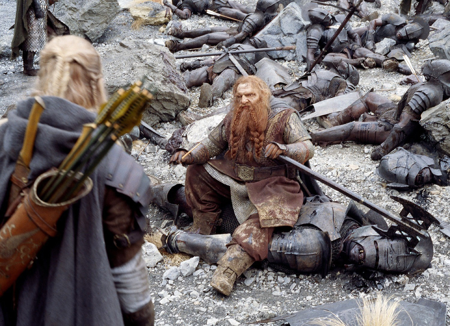 2003: The Lord of the Rings: The Two Towers