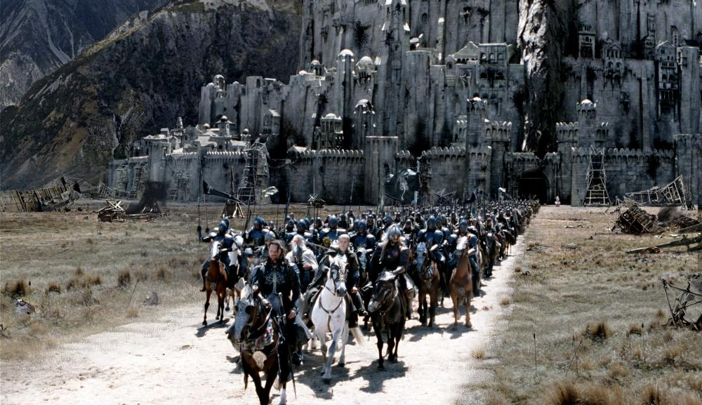 2004: The Lord of the Rings: The Return of the King
