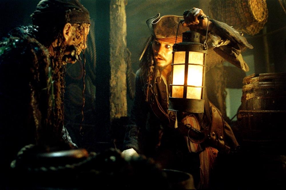 2007: Pirates of the Caribbean: Dead Man's Chest