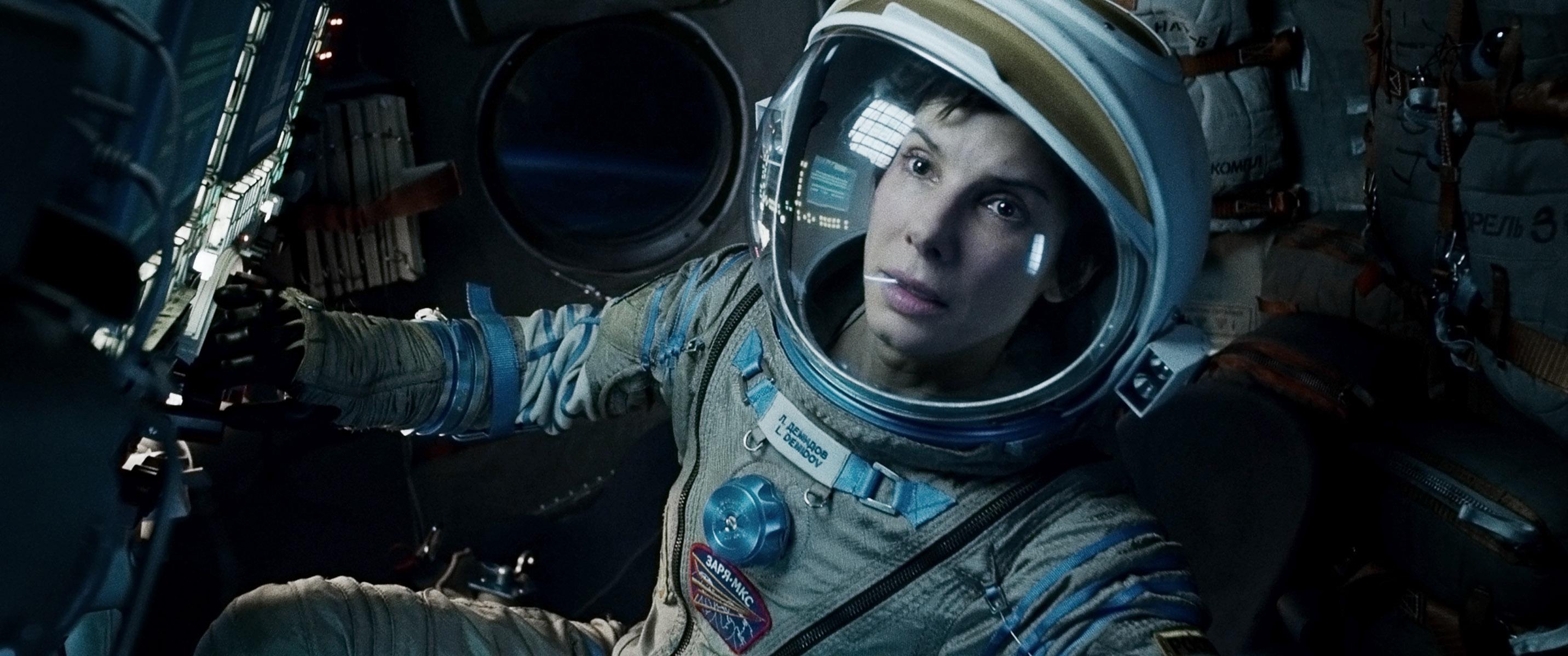 2014: Gravity