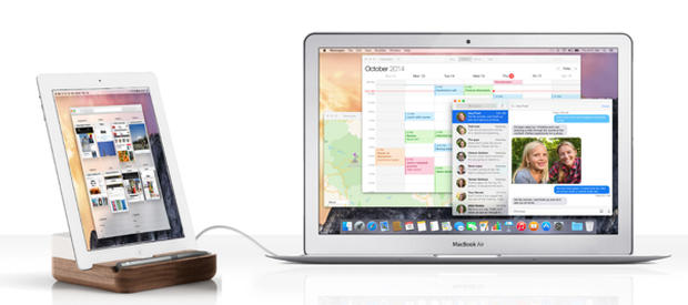 Duet Display for iOS and OS X