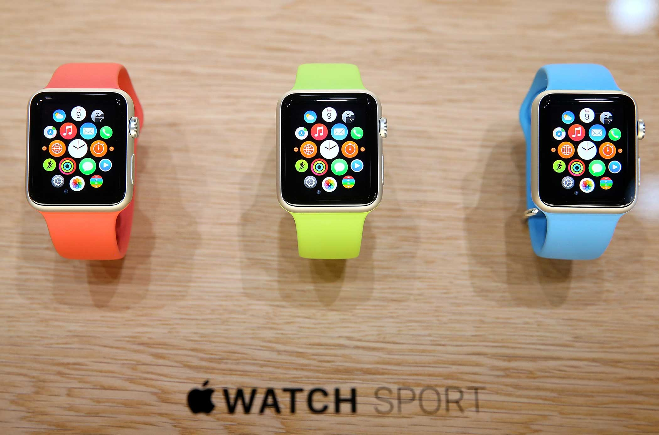 The Watch is the most customizable and varied product Apple has likely ever launched. It'll come in three editions made of different metals and be available with multiple snap-in wrist bands. Prices start at $349.