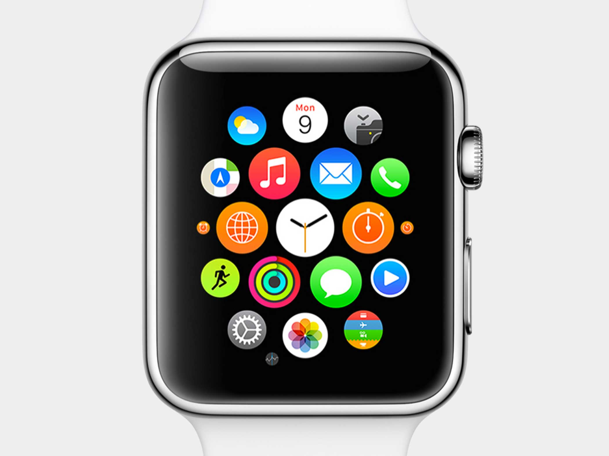 In addition to timekeeping, communications, and health and fitness, Apple Watch lets you do so much more.