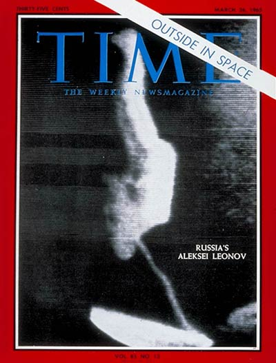 The Mar. 26, 1965, cover of TIME