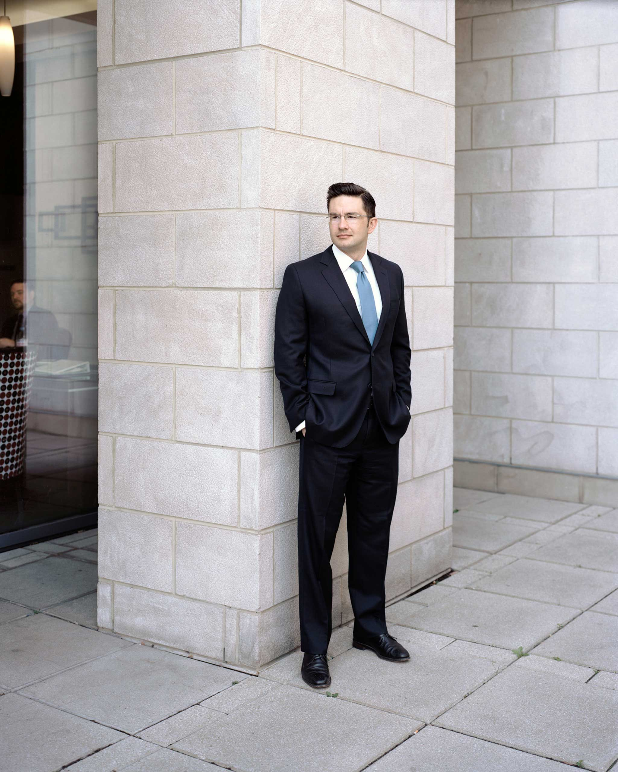 Pierre Poilievre, Federal Minister representing Ottawa