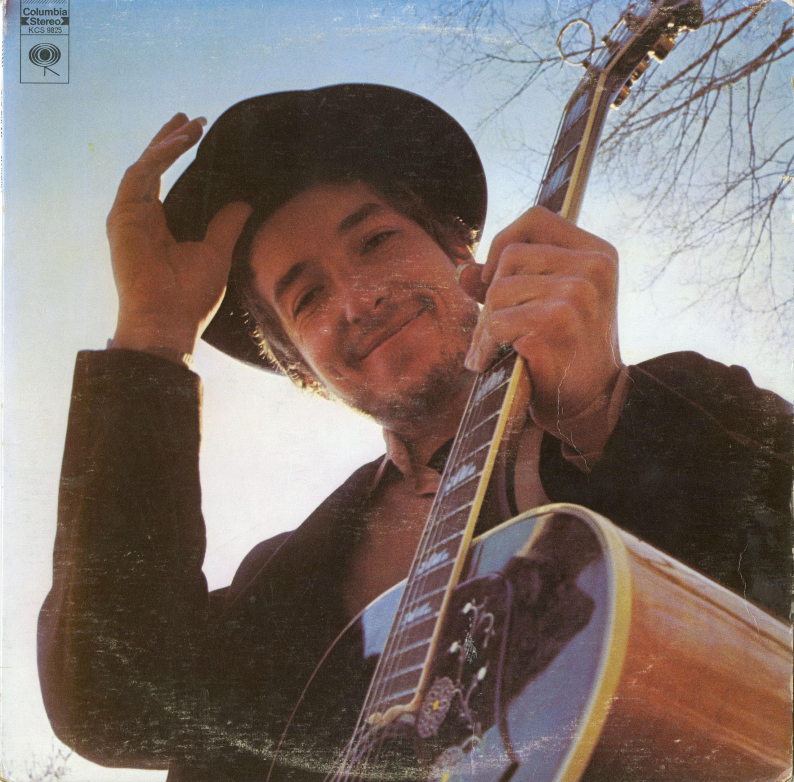 Bob Dylan: Nashville Skyline.