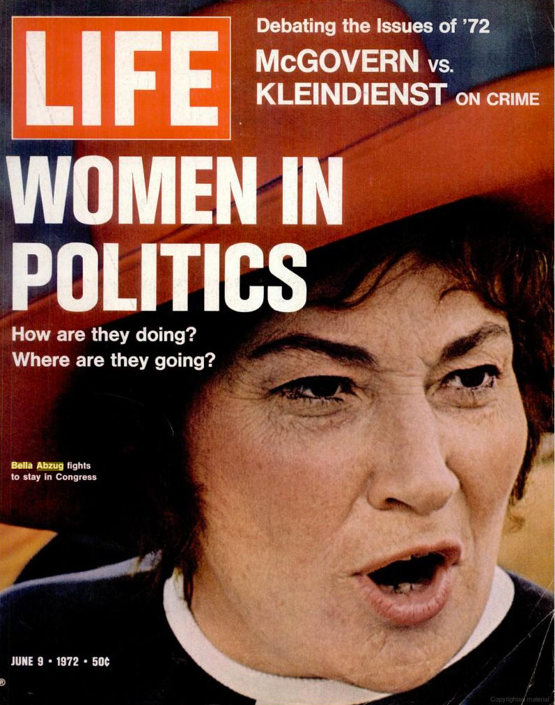 June 9, 1972 cover of LIFE Magazine.