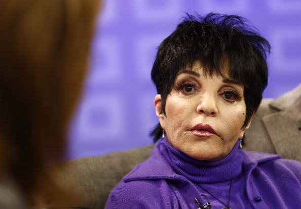 Liza Minnelli appears on NBC News' Today show