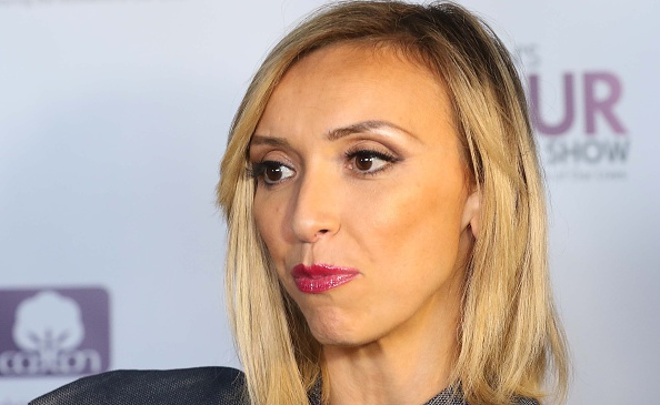 Giuliana Rancic attends Cotton's 24 Hour Runway Show in Miami Beach on Nov. 7, 2014