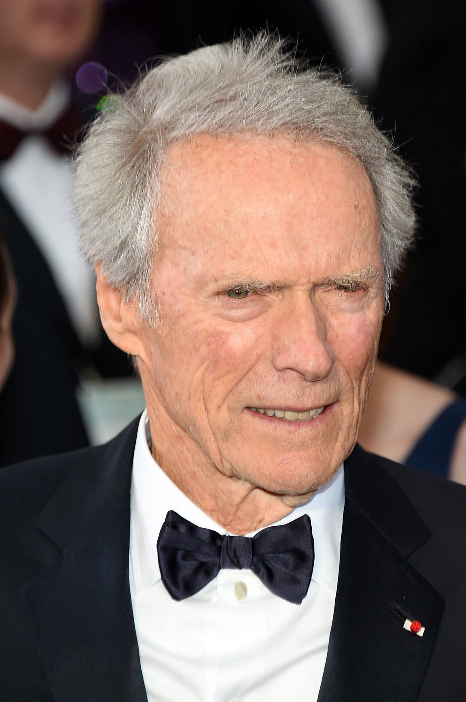 Actor/director Clint Eastwood attends the 87th Annual Academy Awards at Hollywood & Highland Center on February 22, 2015 in Hollywood, California.  (Photo by Ethan Miller/WireImage)