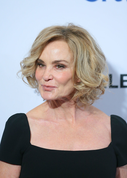 Jessica Lange attends the 32nd annual PALEYFEST LA 'American Horror Story: Freak Show' in Hollywood, Calif. on March 15, 2015.