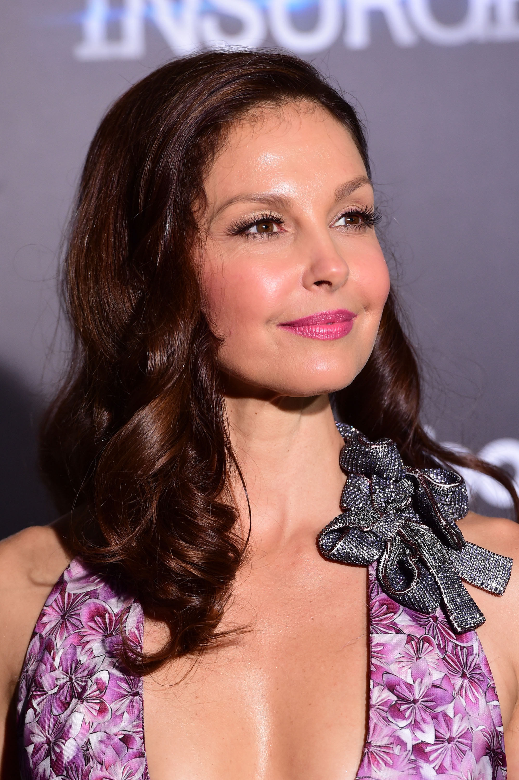 Actress Ashley Judd attends the  The Divergent Series: Insurgent  premiere at the Ziegfeld Theater on March 16, 2015 in New York City.  (Tyler Boye--Getty Images)