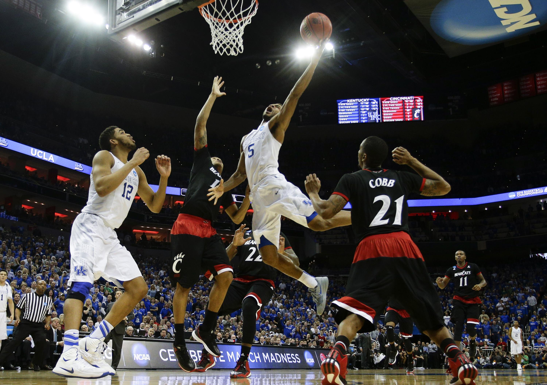 NCAA Tournament: Cincinnati vs. Kentucky