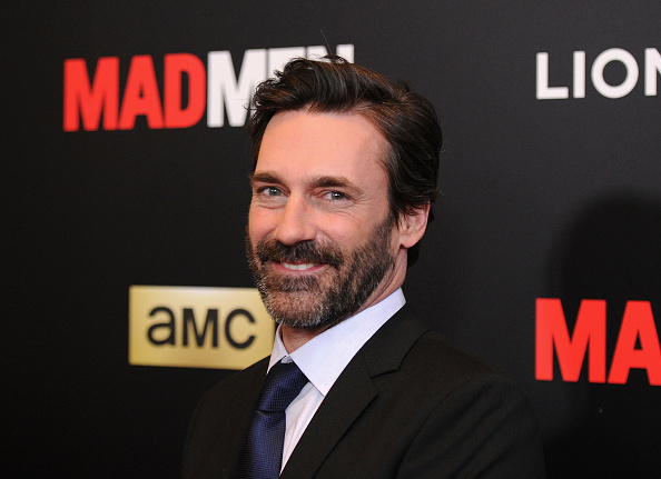 Jon Hamm attends a Mad Men special screening at the Museum of Modern Art in New York City on March 22, 2015.