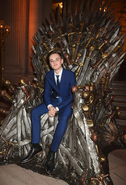 Dean-Charles Chapman attends the after party for HBO's  Game of Thrones  Season 5 in San Francisco on March 23, 2015.