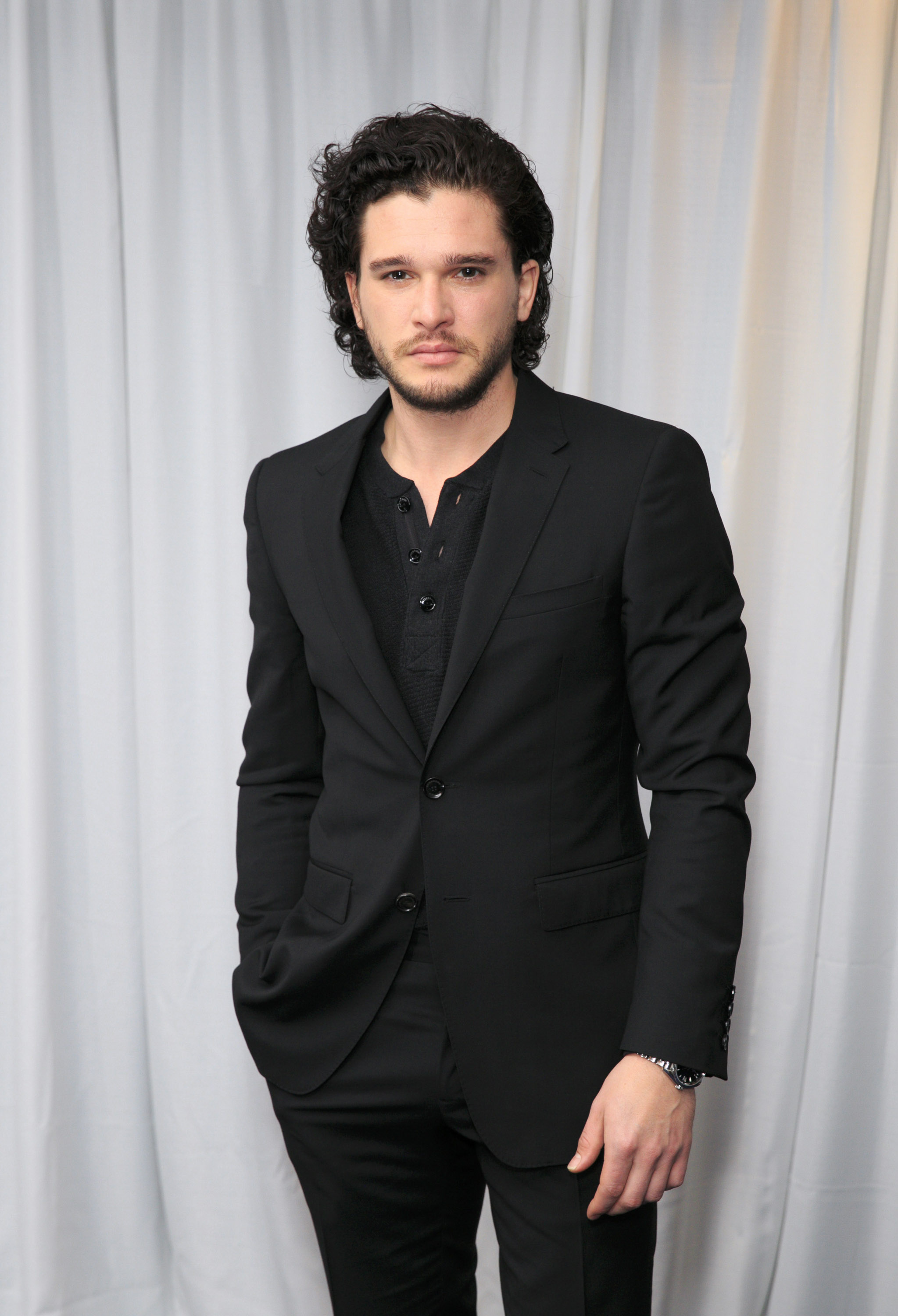 Kit Harington attends the Jameson Empire Awards 2015 at Grosvenor House, on March 29, 2015 in London, England.