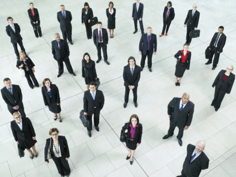 business-people-standing