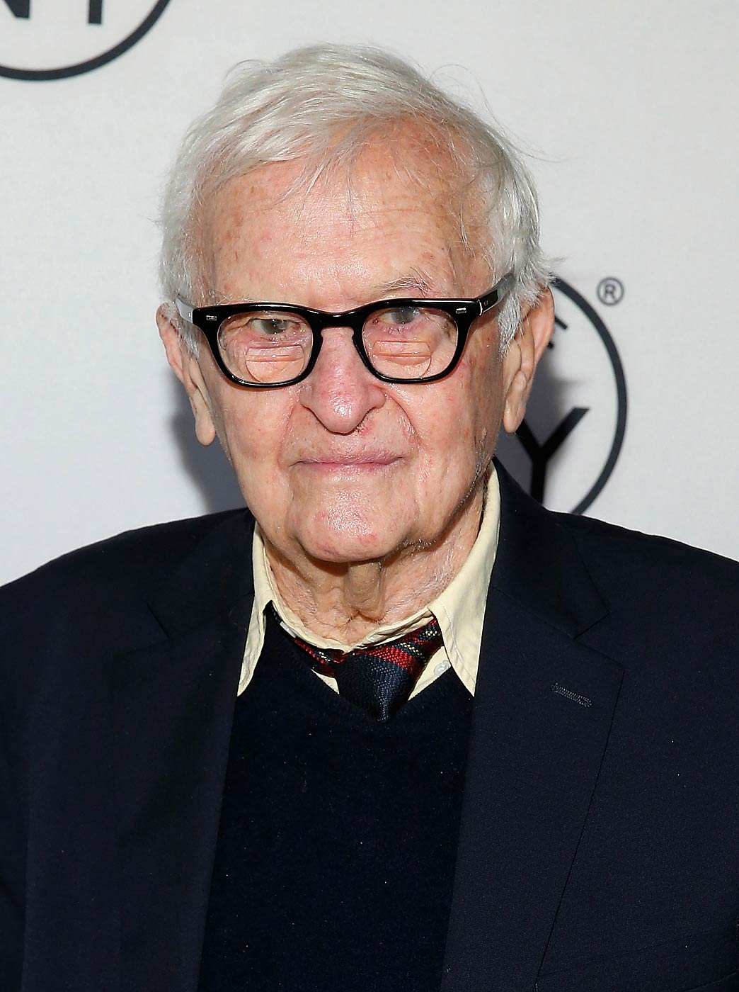 Albert Maysles attends the  Made In NY  Awards Ceremony at Weylin B. Seymour's on Nov. 10, 2014 in Brooklyn, New York.
