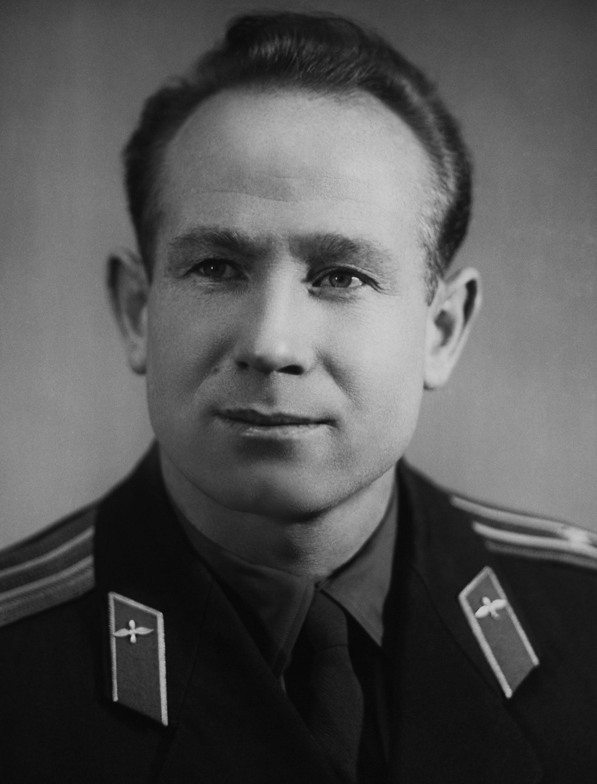 Alexei Leonov, c. 1960s.