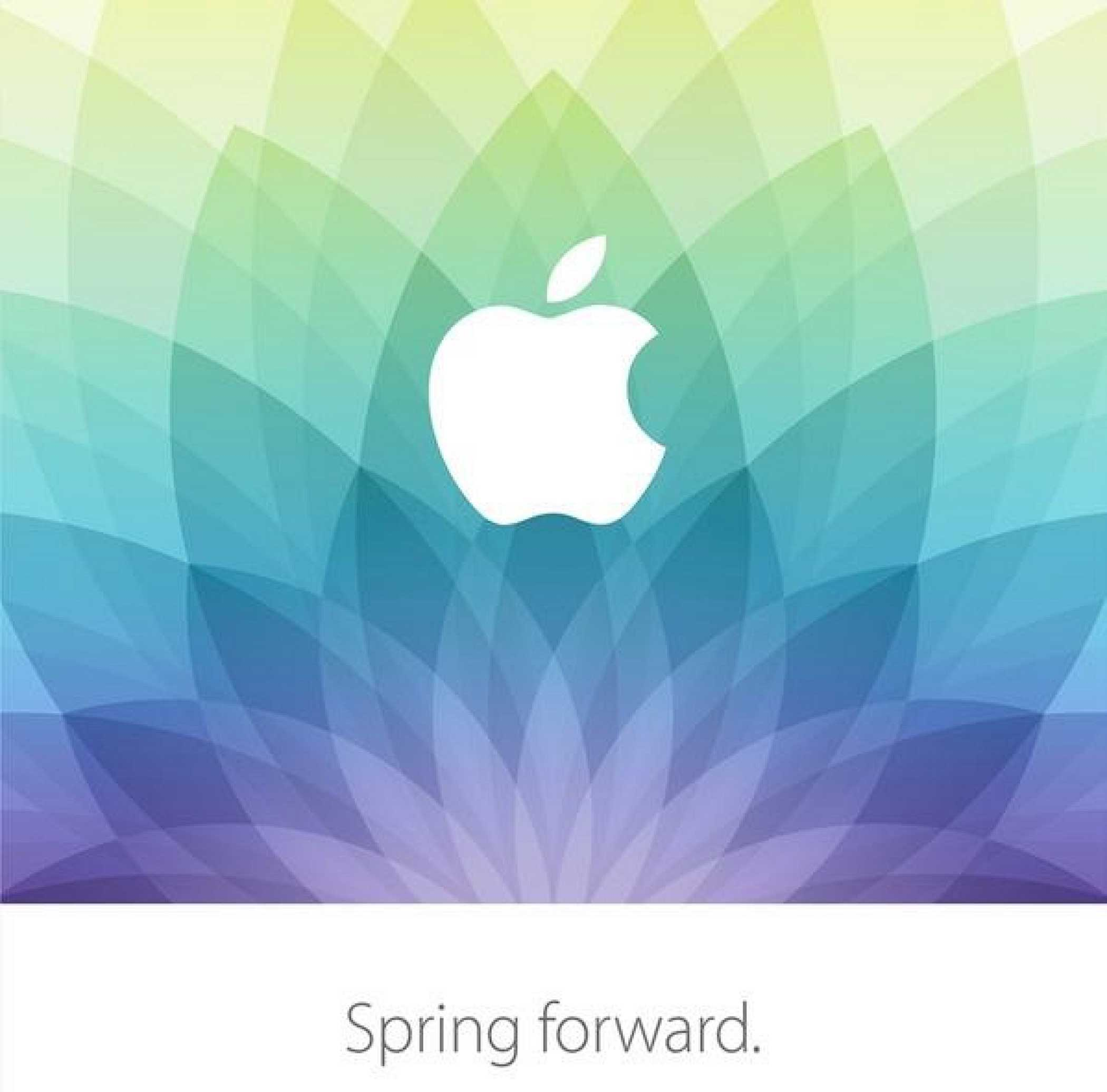 <strong>Apple Watch</strong>, March 2015