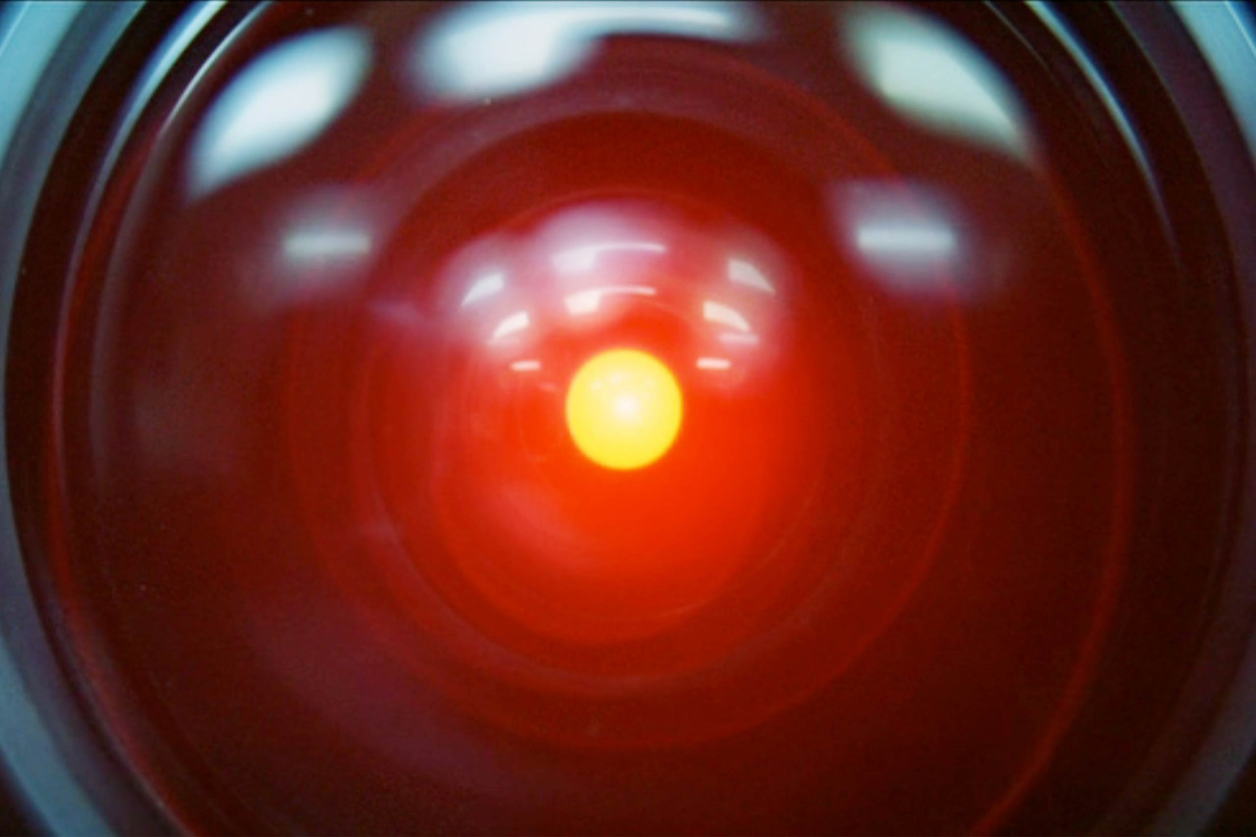 <strong>HAL 9000 – <i>2001: A Space Odyssey</i>, 1968</strong>
