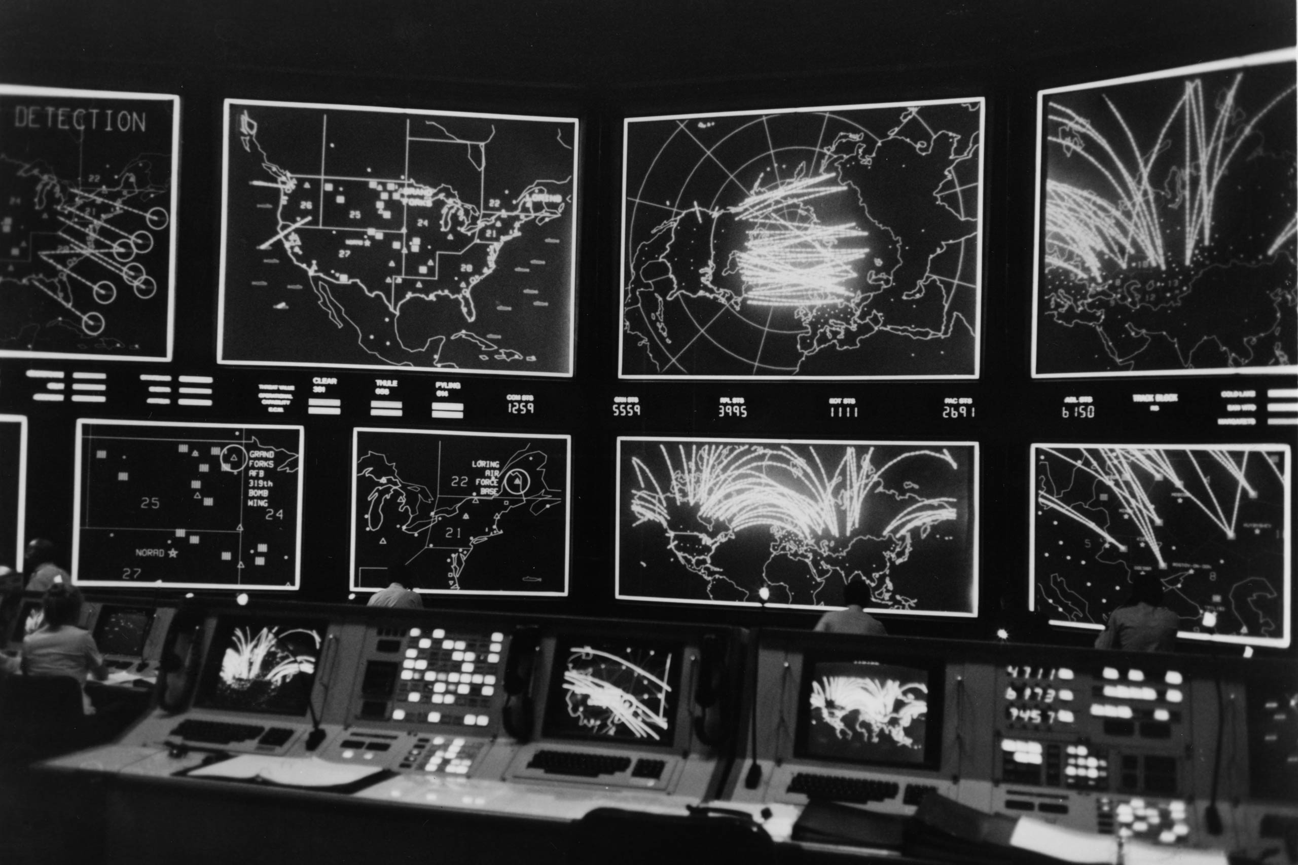 <strong>WOPR/Joshua – <i>WarGames</i>, 1983</strong>