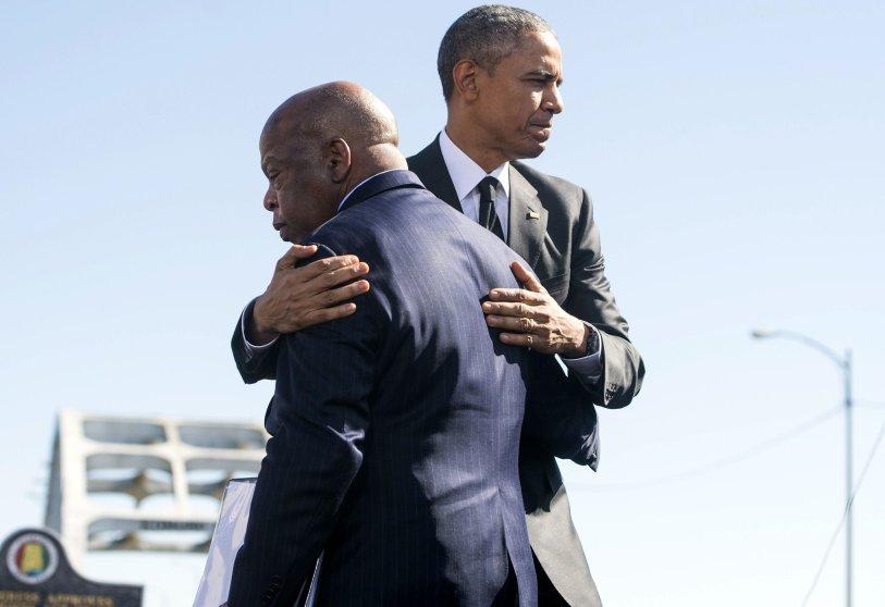Barack Obama Selma Bloody Sundy 50 Anniversary