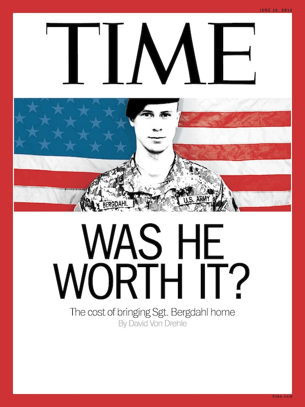 The June 16, 2014, cover of TIME