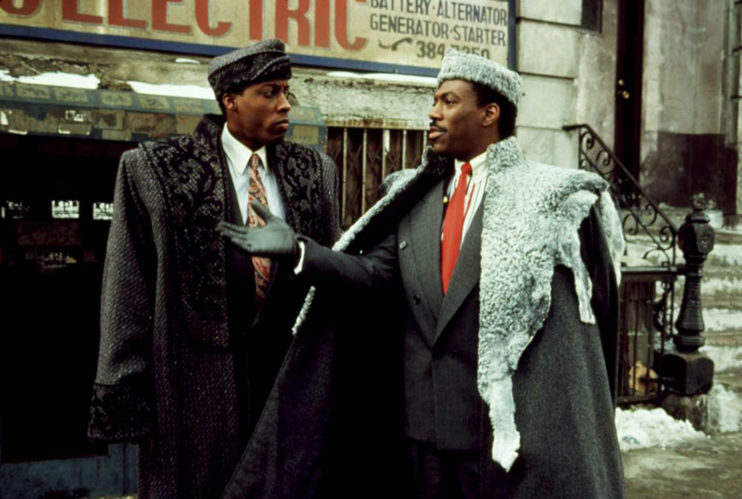 13. Coming to America - $128,152,301