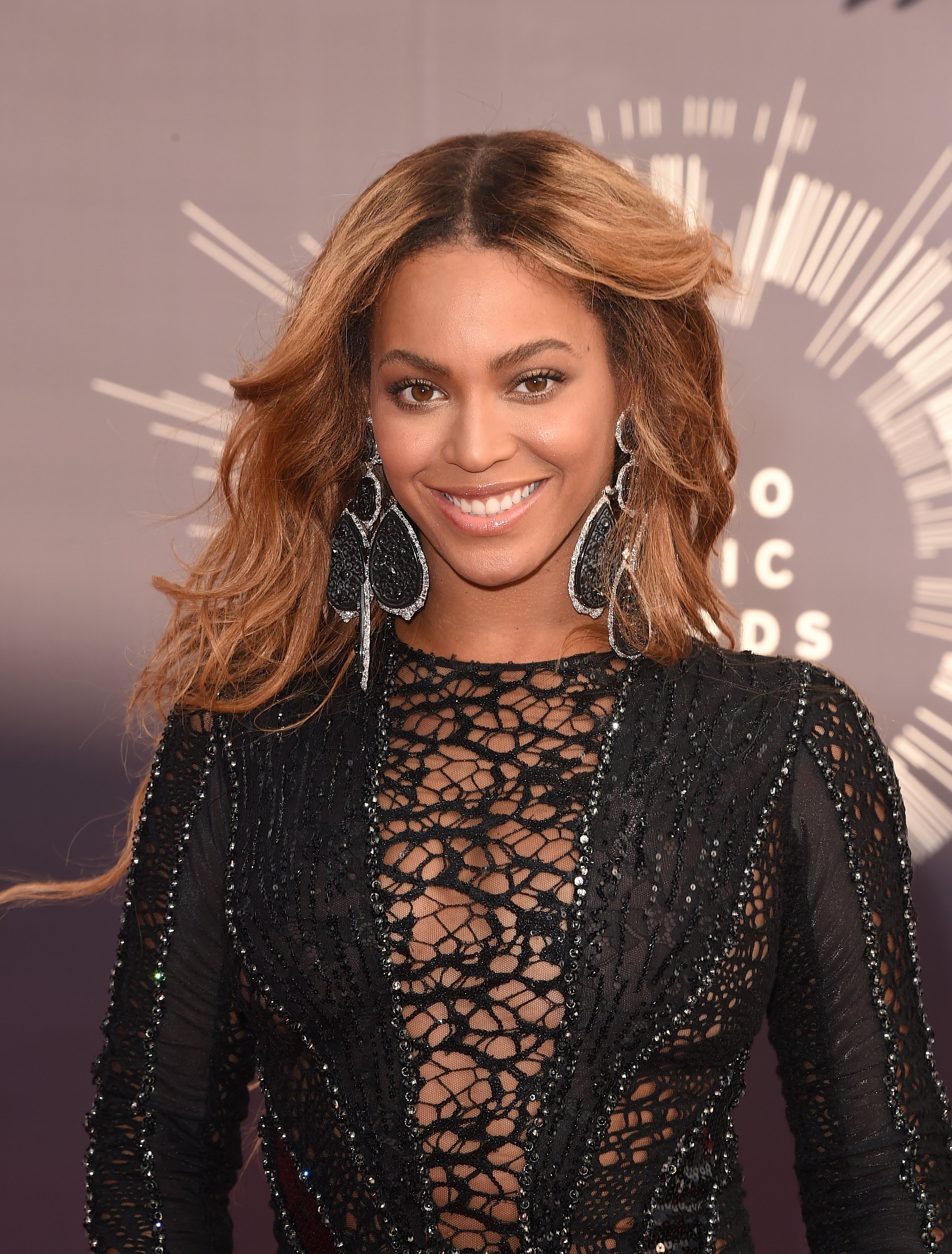 Singer Beyonce Knowles attends the 2014 MTV Video Music Awards at The Forum on Aug. 24, 2014 in Inglewood, Calif.