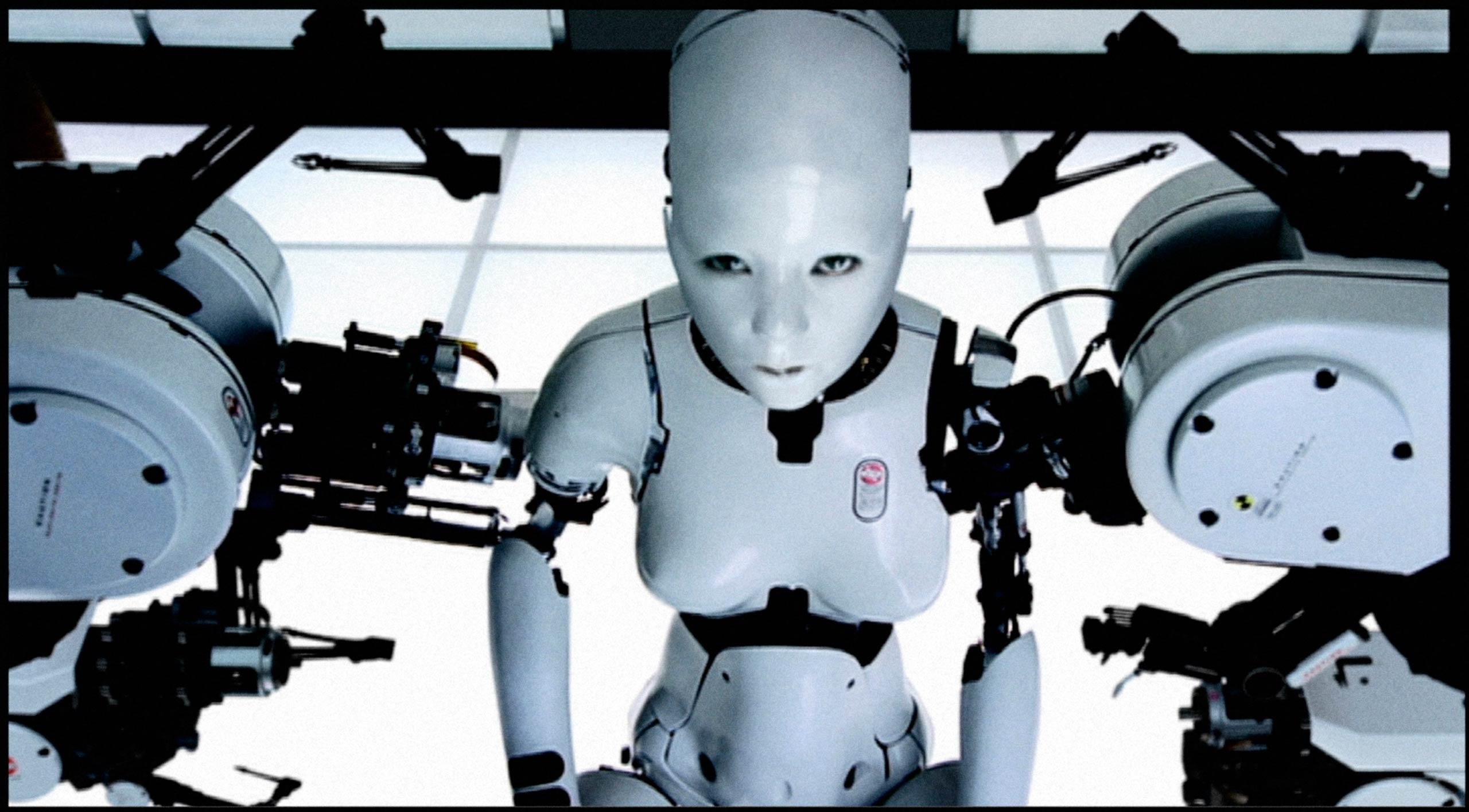 Directed by Chris Cunningham